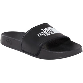 The North Face BC Slide II Slip-On-kengät Naiset, tnf black/tnf white